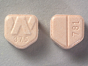 EFFEXOR 37.5MG TABLETS
